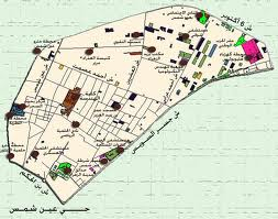 خريطة محافظة القاهرة