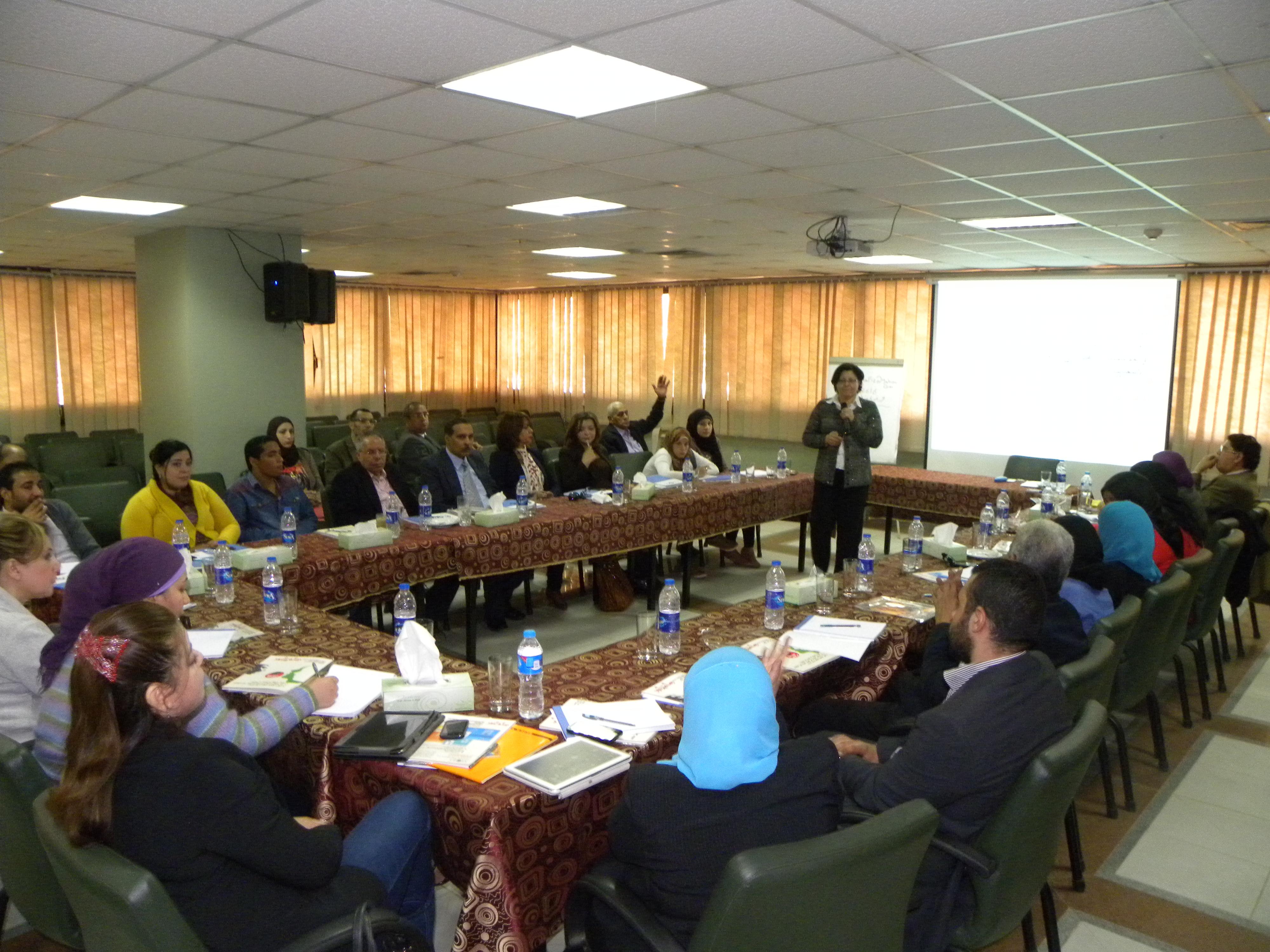 الهيئة الانجيلية تناقش آليات تفعيل الحقوق المدنية