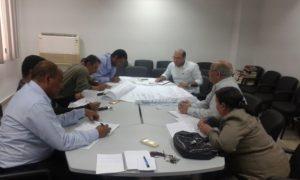 اجتماع لجنة الدعوة بمحافظة المنيا