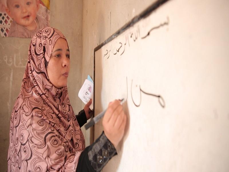 إنجازات برنامج التعليم خلال عام 2017