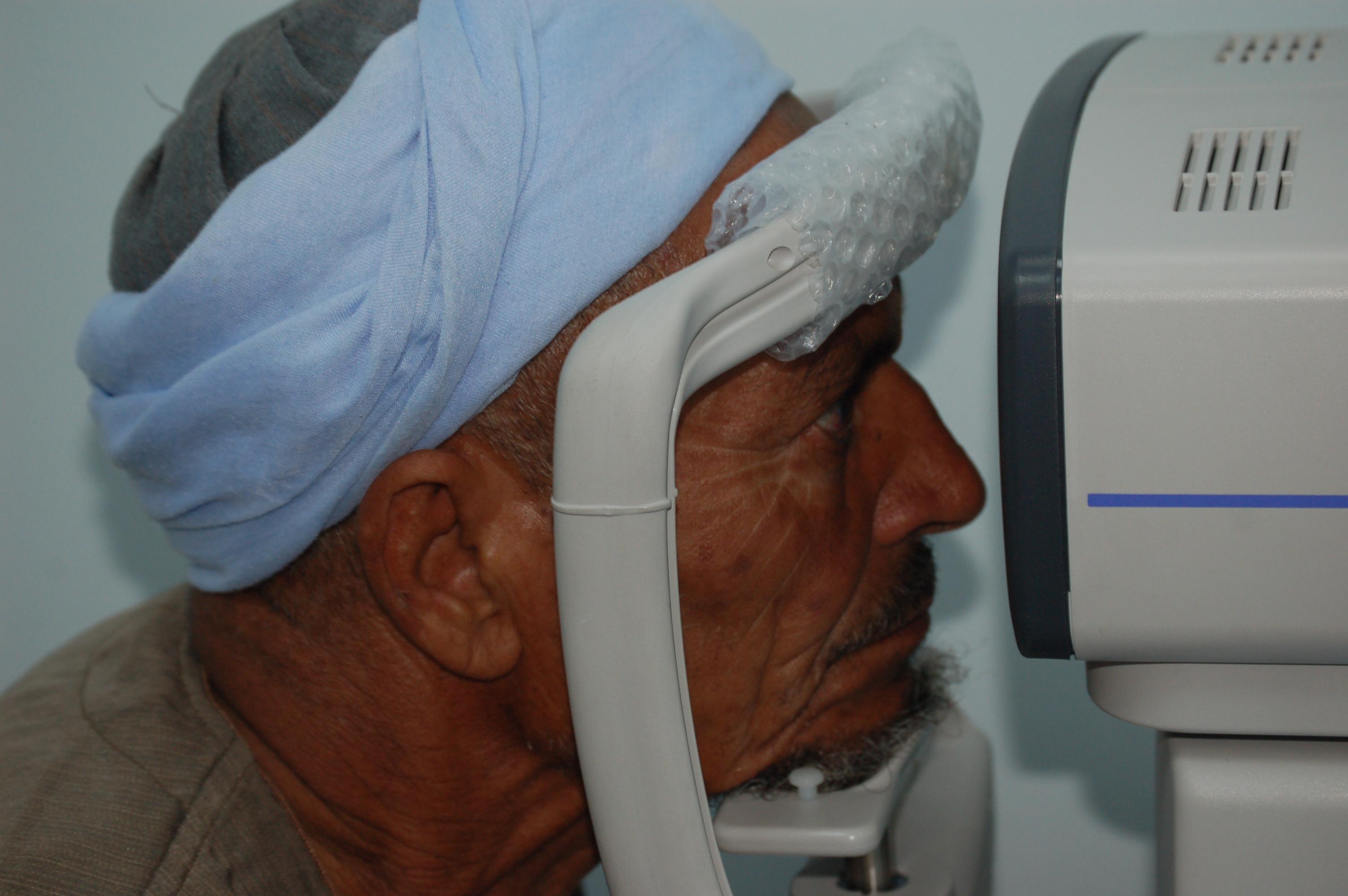 انجازات شهر نوفمبر لمستشفى حورس 2015