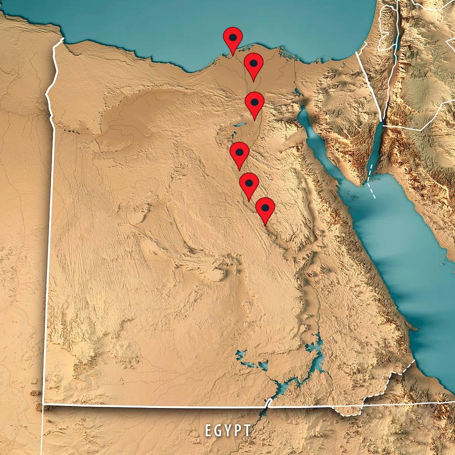 egypt map(1)
